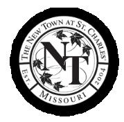 New Town at St. Charles Logo