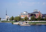 New Town Lake Shot