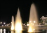 New Town Fountains